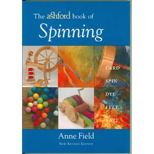 Ashford book of spinning