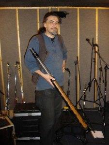 Luka Aubri sera présent sur le prochain album de Daemonia Nymphe !