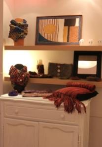 Quelques unes de mes créations à l'atelier Menzao, 2011-2012