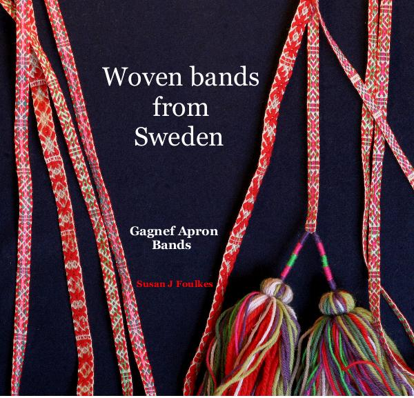 Woven bands from Sweden, par Susan Foulkes