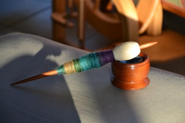 Fuseau Druid's Egg par Grizzly Mountain Arts