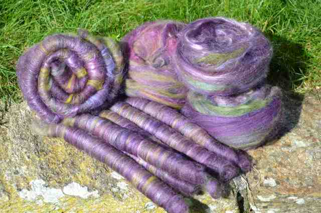 Trio de fibres