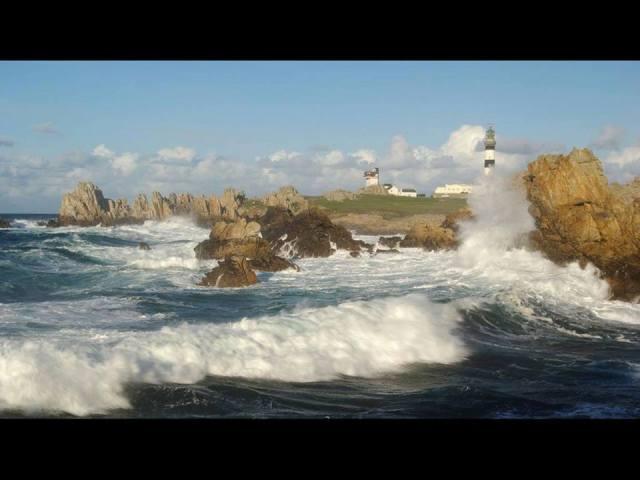 Pointe de Pern, île d'Ouessant