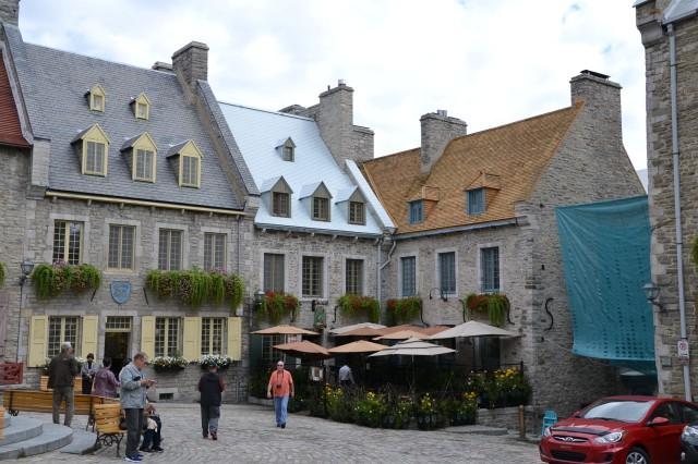 Maisons du Vieux Québec